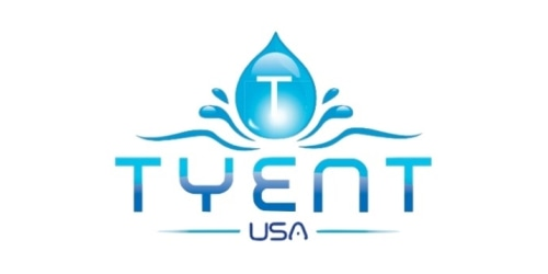 Tyent USA coupon