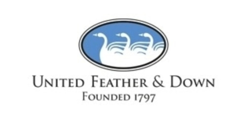 United Feather & Down coupon