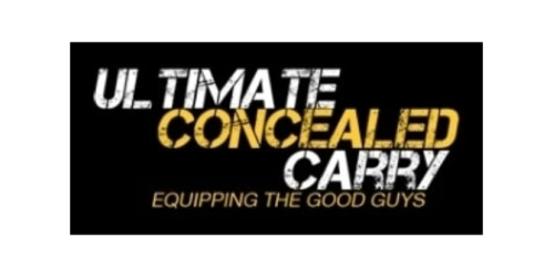 Ultimate Concealed Carry coupon