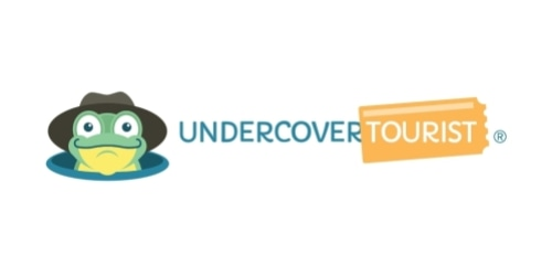 Undercover Tourist coupon