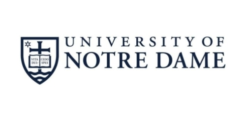 University of Notre Dame Press coupon