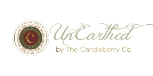 Unearthed by The Candleberry Co. coupon