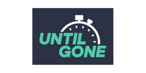 Until Gone coupon