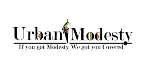 Urban Modesty coupon