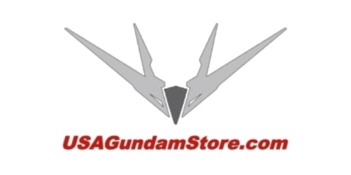 USA Gundam Store coupon