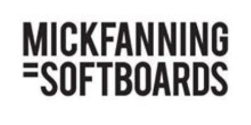 Mick Fanning Softboards coupon