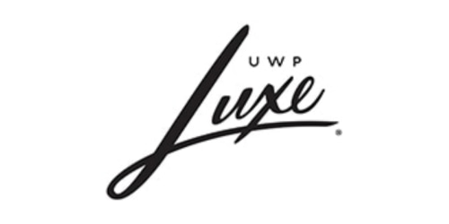 UWP Luxe coupon