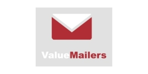 ValueMailers coupon