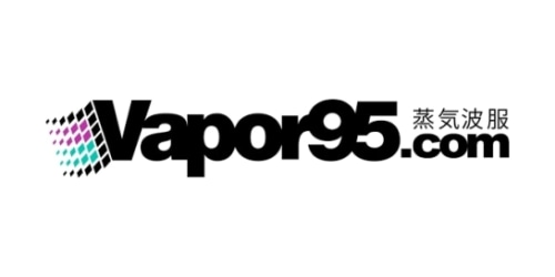 Vapor95 coupon