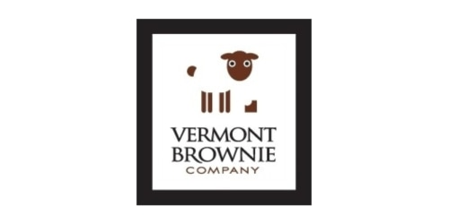 Vermont Brownie coupon