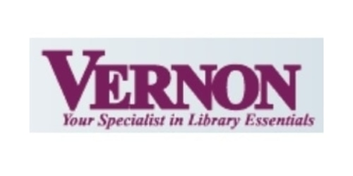 Vernon Library Supplies coupon