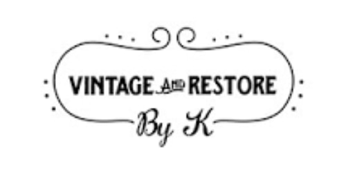 Vintage And Restore By K coupon