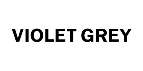 Violet Grey coupon