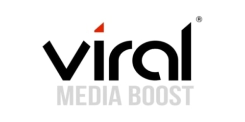 Viral Media Boost coupon