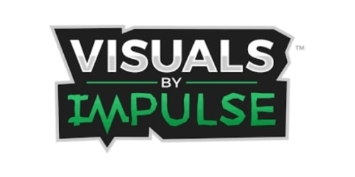 Visuals by Impulse coupon