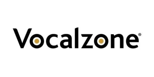 Vocalzone coupon