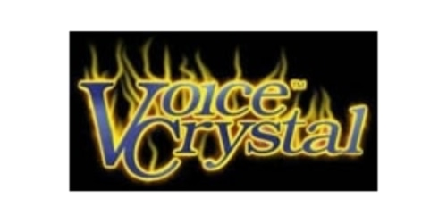 Voice Crystal coupon