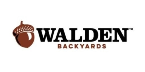 Walden Backyards coupon