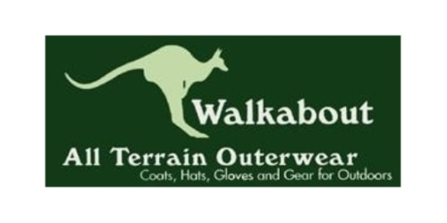 The Walkabout Company coupon