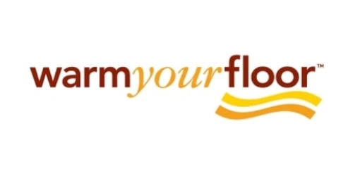 Warm Your Floor coupon