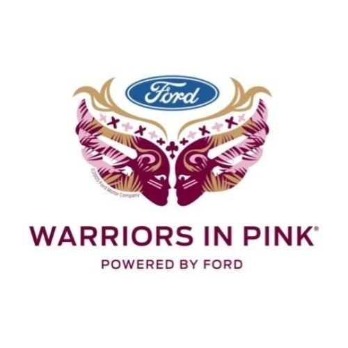 Ford Warriors in Pink