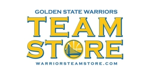 Warriors Team Store coupon