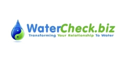WaterCheck.biz coupon
