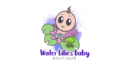Water Lilies Baby Boutique coupon