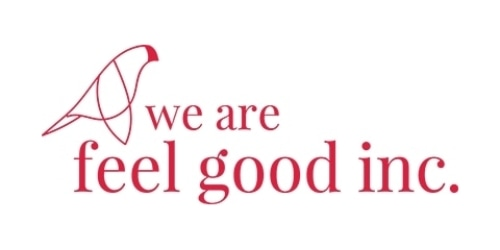 We Are Feel Good coupon