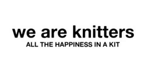 We Are Knitters coupon