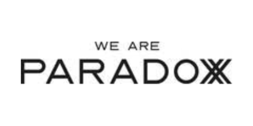 We Are Paradoxx coupon