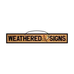 Weathered Signs
