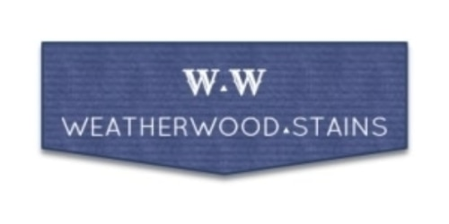 Weatherwood Stains coupon