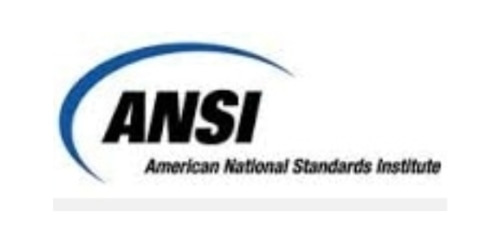 American National Standards Institute Inc. coupon