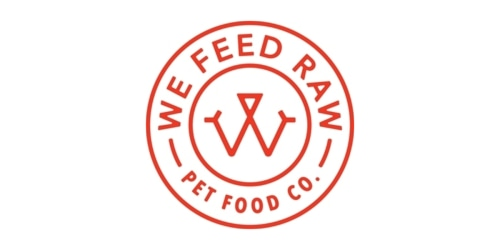 We Feed Raw coupon
