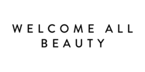 Welcome All Beauty coupon