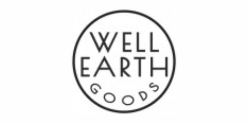 Well Earth Goods coupon