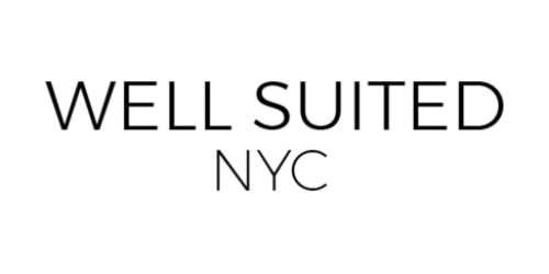 Well Suited NYC coupon