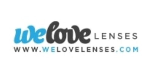 We Love Lenses coupon