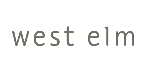 West Elm coupon