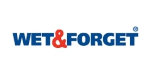 Wet & Forget UK coupon