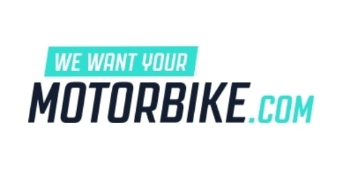 We Want Your Motorbike coupon