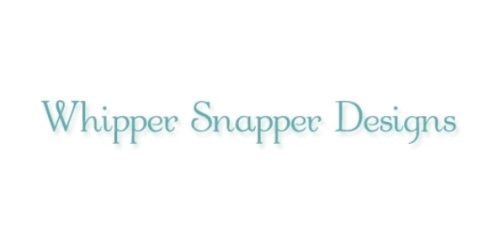 Whipper Snapper Designs coupon