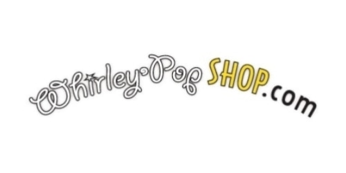 Whirley Pop Shop coupon