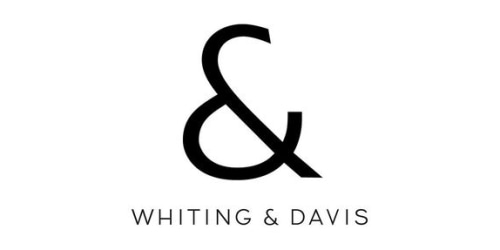 Whiting & Davis Collection coupon