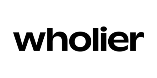 Wholier coupon