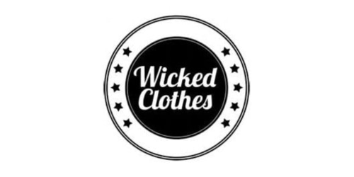 Wicked Clothes coupon