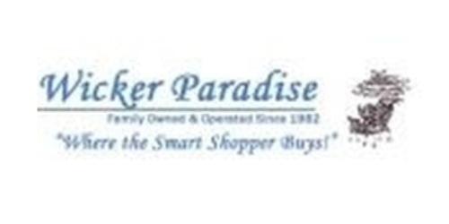 Wicker Paradise coupon