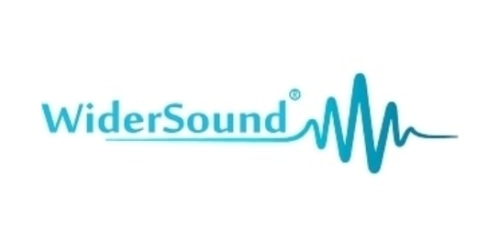 WiderSound coupon
