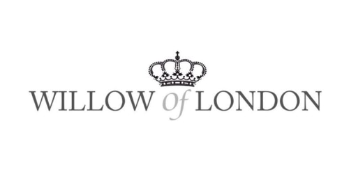 Willow Of London coupon
